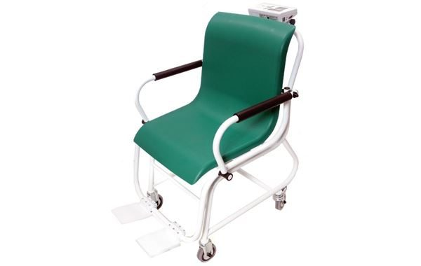 Digital High Capacity Mobile Chair Scale