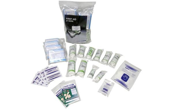Standard First Aid Kit Refill, 10 Person