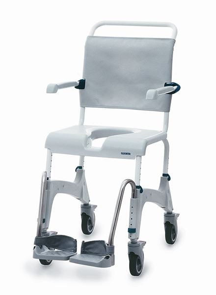 Ocean shower or commode chair from Spearhead Healthcare