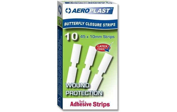Butterfly Sterile Wound Closure Strips