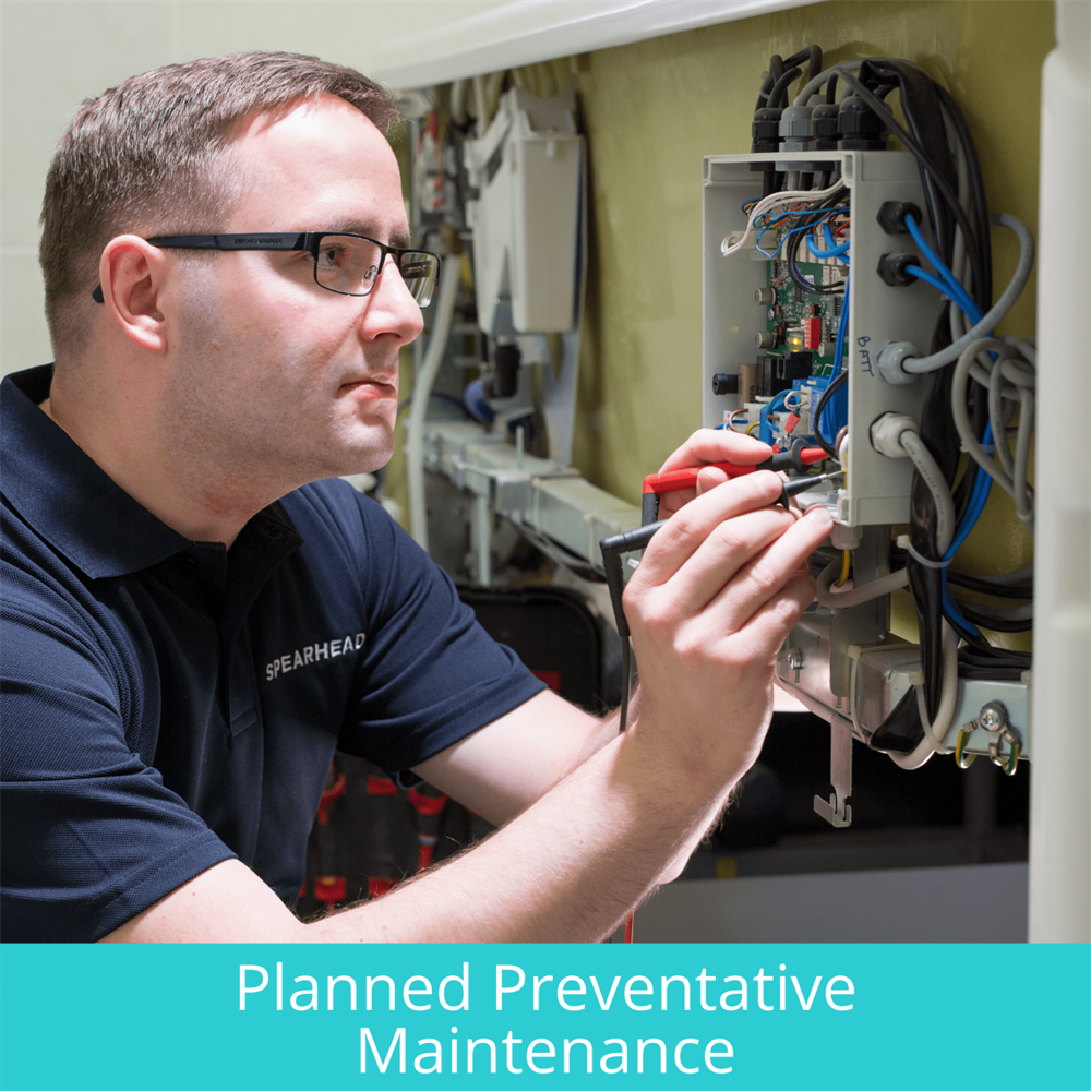 Planned Preventative Maintenance Contracts (PPM)
