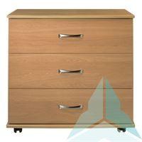 Chest of drawers for Care Homes