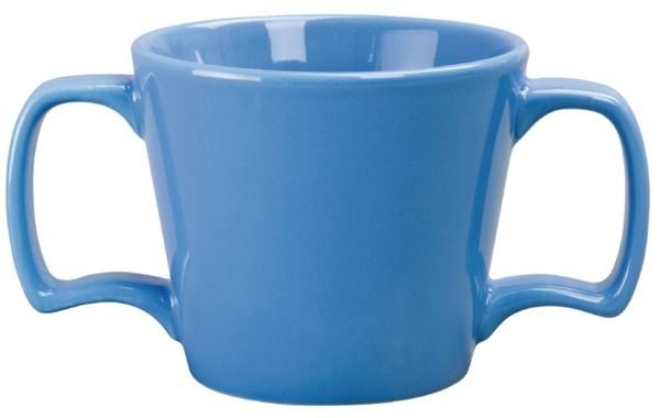 Olympia Heritage Double Handle Mug, Various Colours