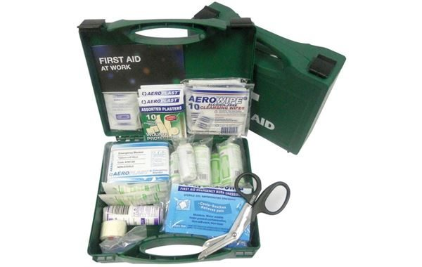 BS8599 First Aid Kit Refill, Small