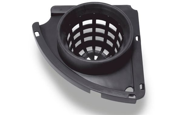 Mop Basket for Locking Cleaners Trolley