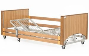 Profiling Care Home Beds