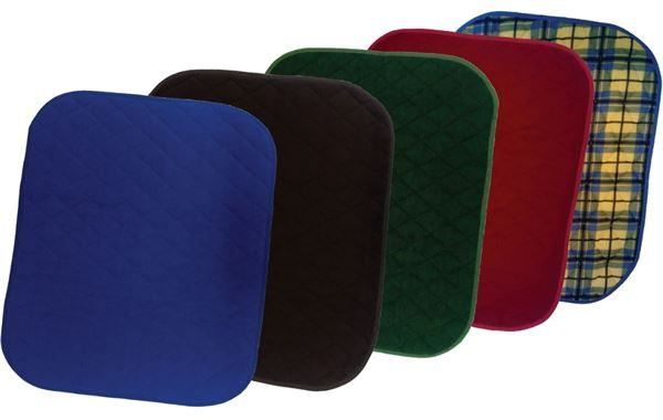 Alerta Absorbent Washable Chair Pads, Various Colours