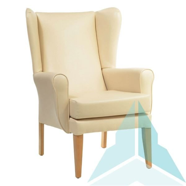Care homes' bedroom chair
