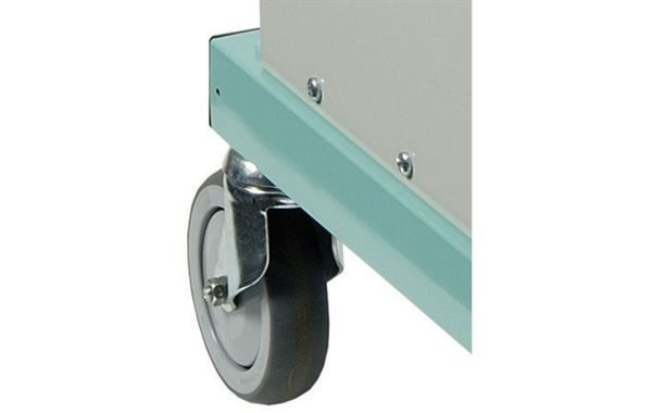 Replacement Castors For Drug Trolley