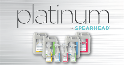 Infection Control with Platinum