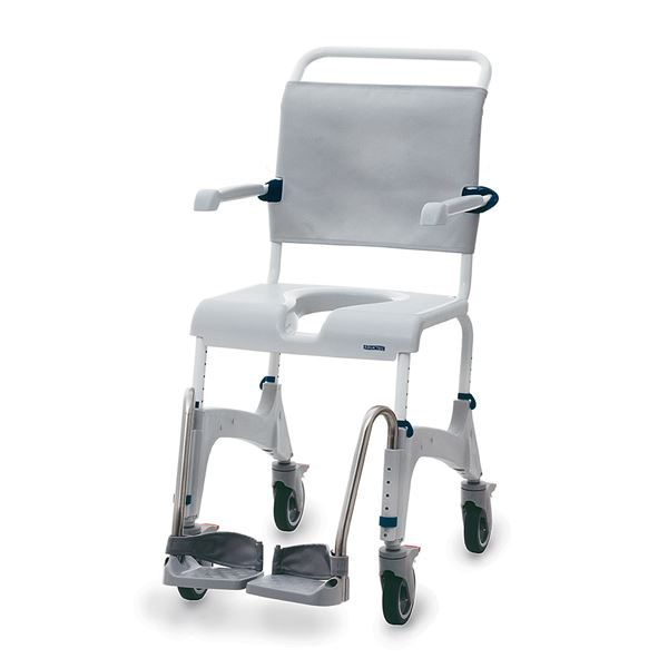 Extra-large Ocean shower or commode chair from Spearhead Healthcare